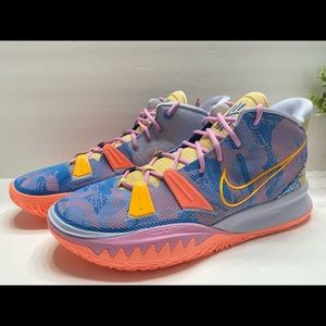 Nike Kyrie 7 Preheat Expressions Ghost Laser Shoes